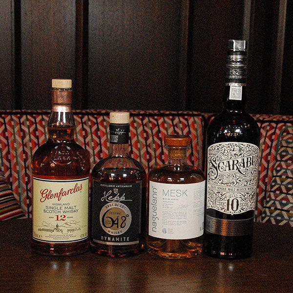 sélection whisky café Raspail